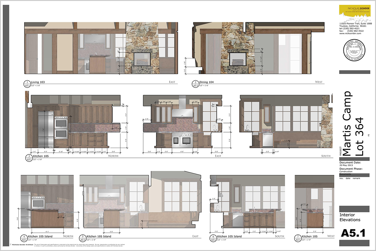 Sketchup layout for architecture book the step by step workflow of nick sonder written by - Home design sheets ...