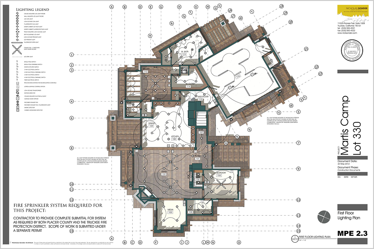 Sketchup layout for architecture book the step by step workflow of nick sonder written by for How to design a floor plan in sketchup